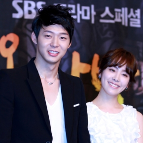 [PHOTO] 120305 Yoochun at Rooftop Prince Press Conference Part 1