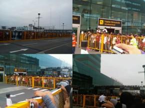 [NEWS] Over 3,000 Peruvian Fans Welcome JYJ toPeru