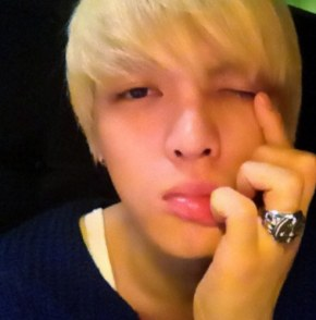 [PHOTO] 120405 Jaejoong's New Twitter Profile Picture