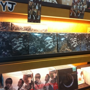 [PHOTO+NEWS] Junsu Tarantallegra Album is Out in the Stores
