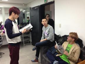 [INFO] JYJ Official Facebook Update: JYJ Magazine
