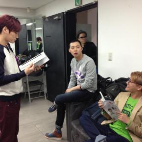 [INFO] JYJ Official Facebook Update: JYJMagazine