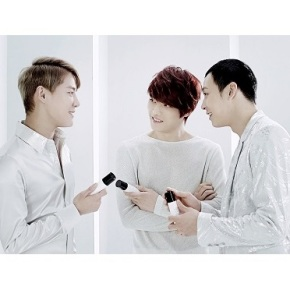 [VIDEO] JYJ Tony Moly Luminous Pure Aura C.C. Cream CF
