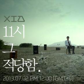 [VIDEO] Special Clip XIA Junsu –11am
