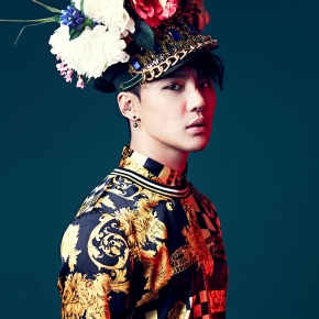"[PREORDER] XIA Junsu 2nd Solo Album ""Incredible"""